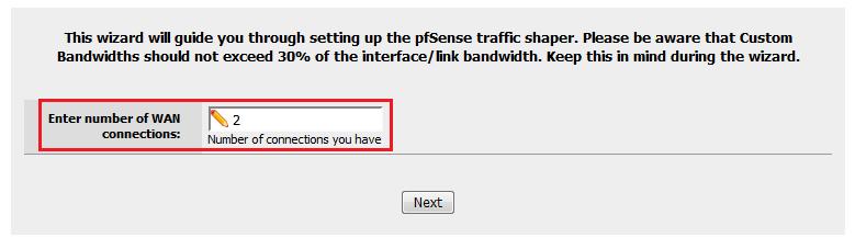 pfSense QoS (aka Traffic Shaper) VoIP issue